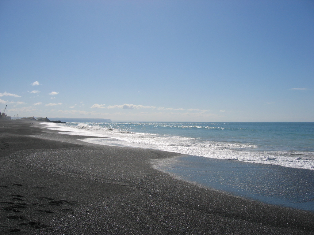 Napier beachfront
