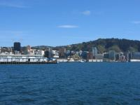 Wellington's harbor